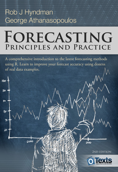 Online textbook on forecasting